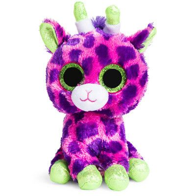 ty beanie boos gilbert the pink giraffe plush  c6fbf53d33ac