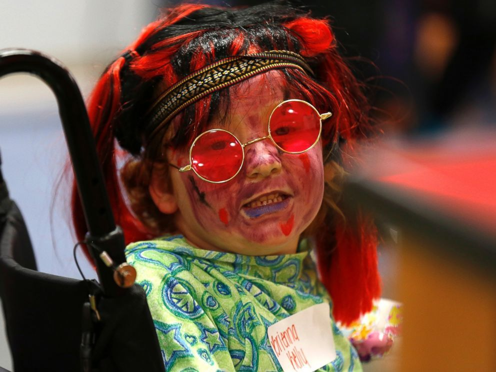 Indiana Children's Hospital Goes AllOut for Halloween