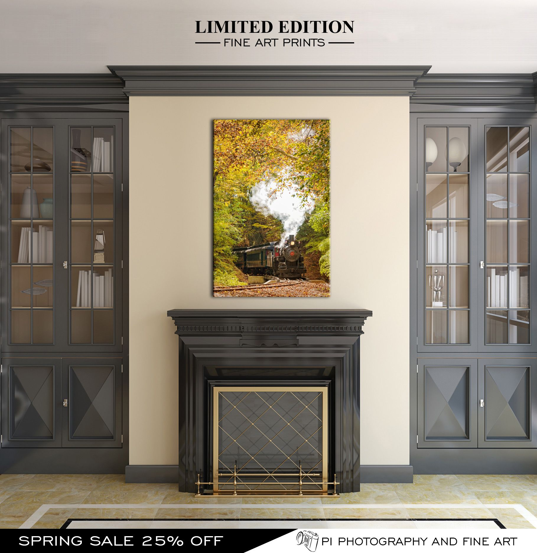 Beautify your home or office interior space with art of nature