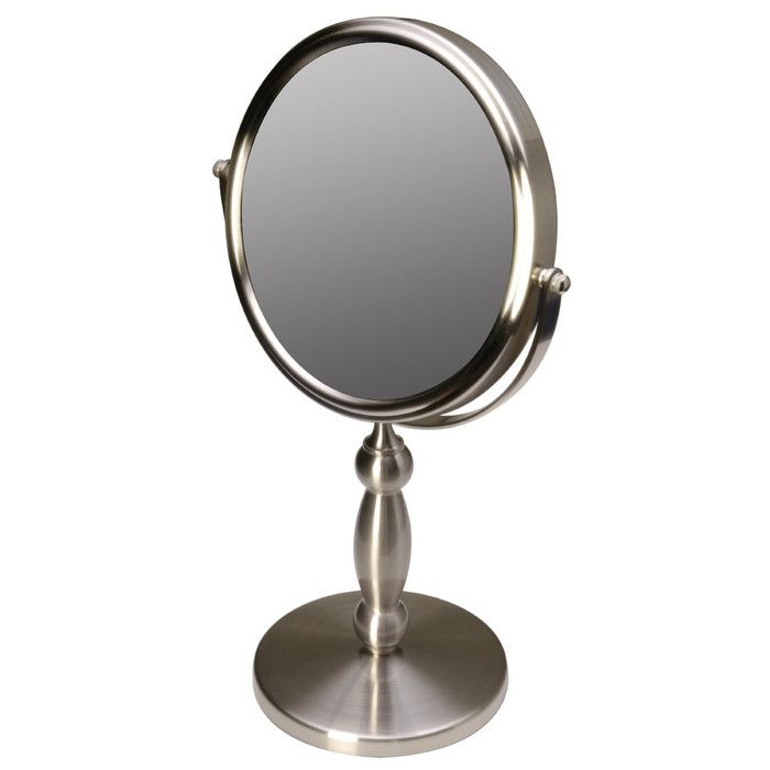 You Ll Love The Vanity 15x 1x Magnification Swivel Mirror At Wayfair Great Deals On All Products With Free Shipping Magnifying Mirror Mirror Shaving Mirror