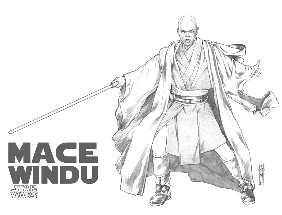 Yes after a few day delay! come back again with one of jedi Darth Sidious Coloring Pages Count Dooku Coloring Pages Lightsaber Mace Windu Coloring Pages