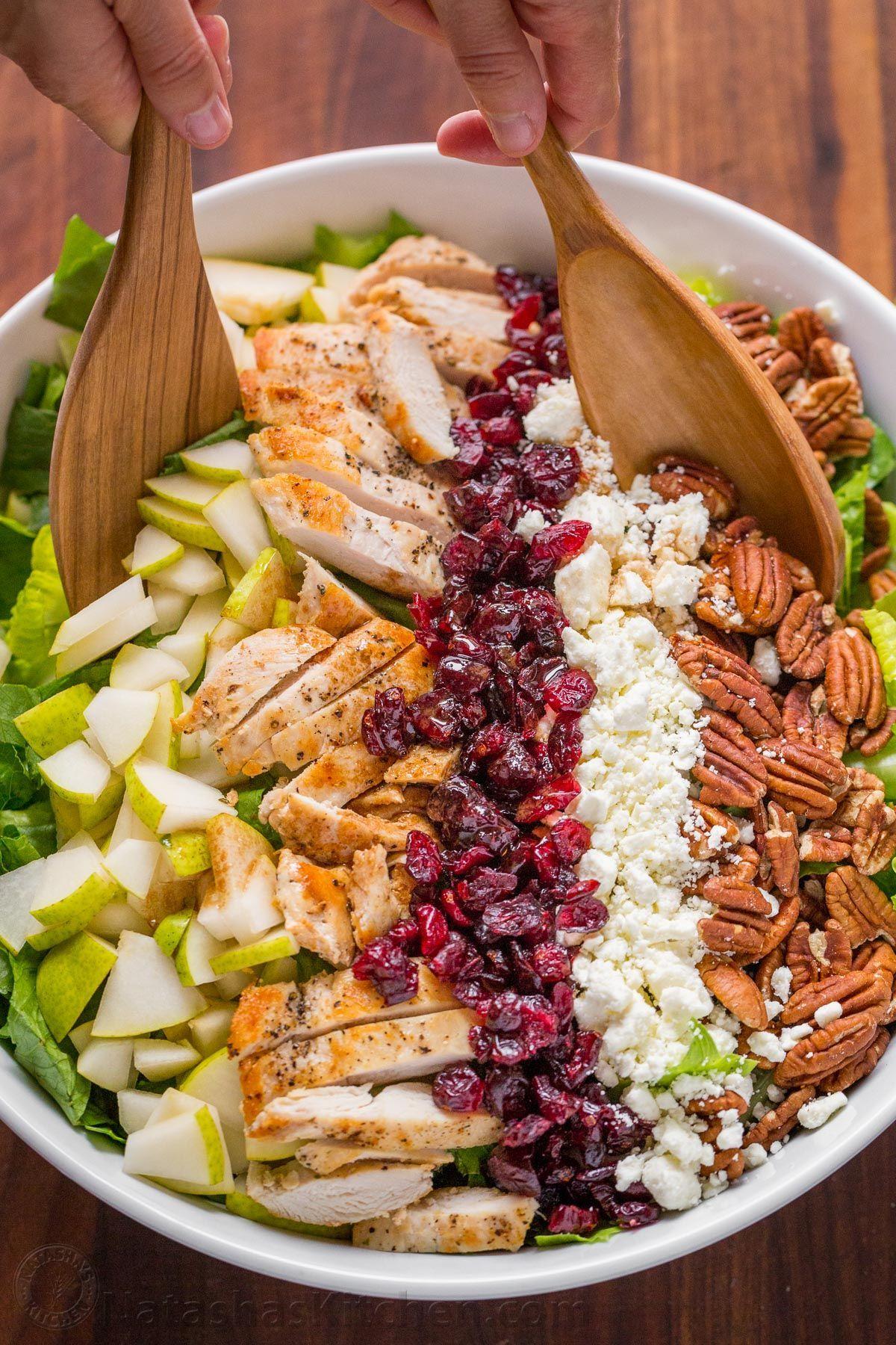 Herbst gehackter Hühnersalat -  Anleitungen und Schritt-für-Schritt-Anleitungen von Meal Planner Pro  - #foodrecipes #gehackter #herbst #huhnersalat #ketorecipes #recipesvideos #thanksgivingrecipes