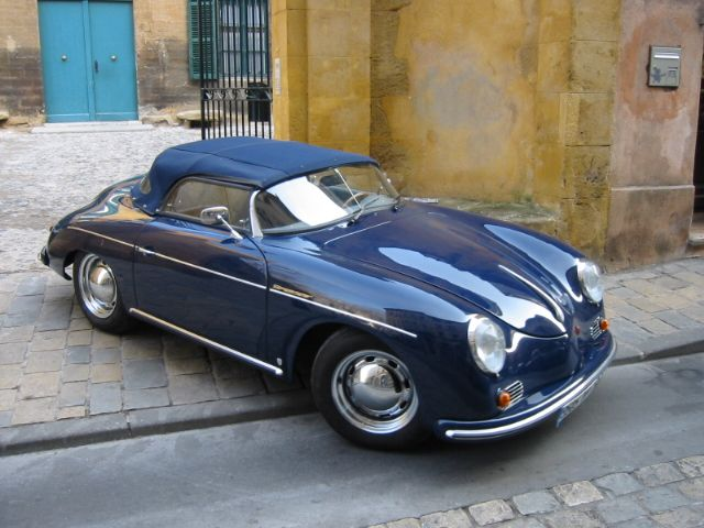356 Porsche Speedster. This is perfect.