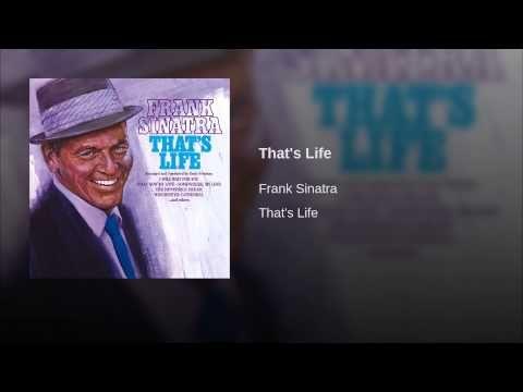 """That's Life"" - Frank SInatra ... RIP Francis Albert Sinatra @ 82 (12/12/15 - 5/14/1998)"