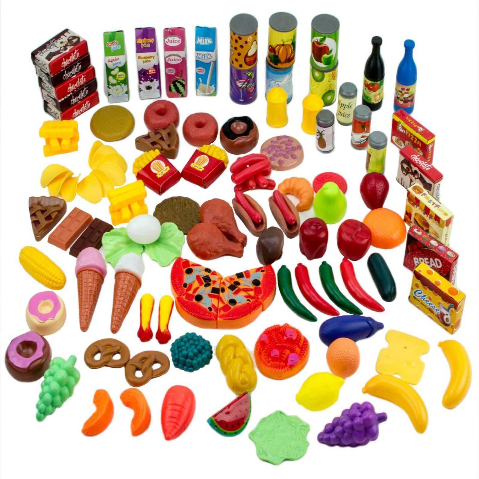 Best top ten gift for kids all time pretend play food