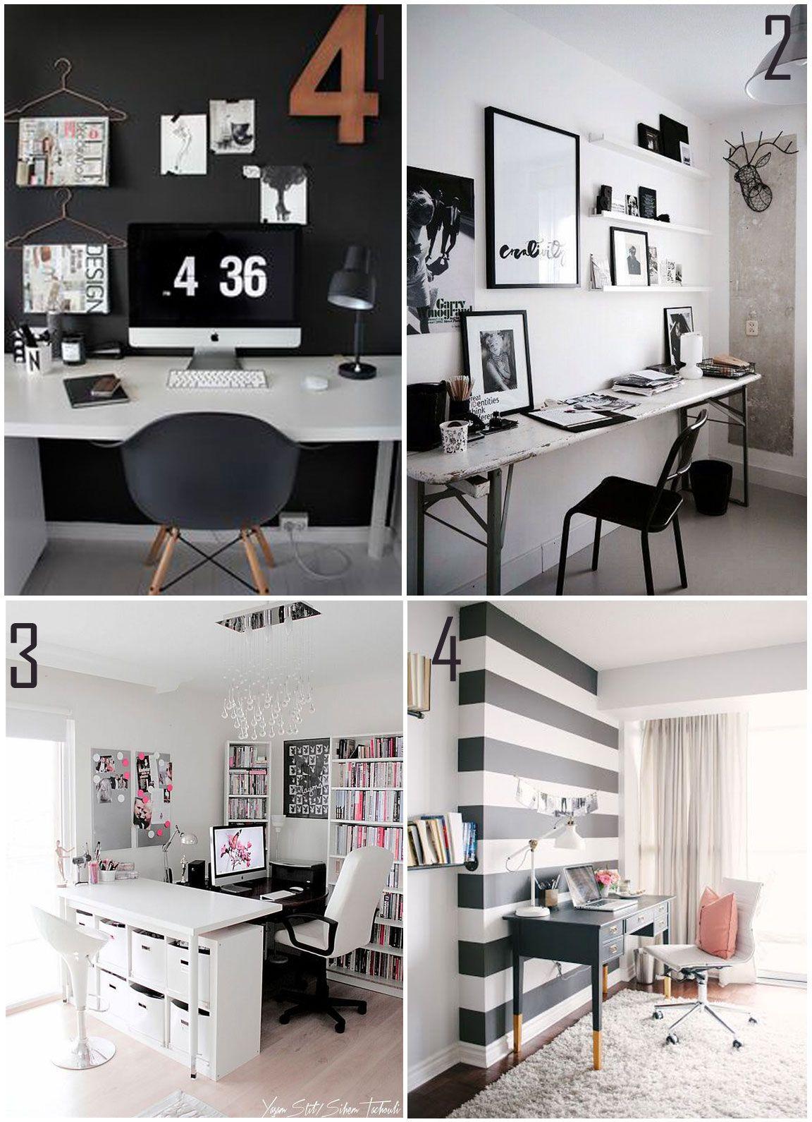 Decora O Preto E Branco Quartos Bedrooms And Decoration
