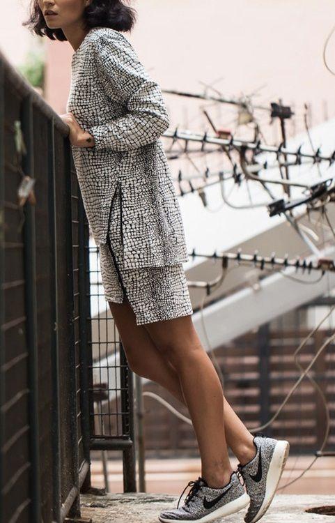 usa roshe run oreo fashion woman 9915f acafc