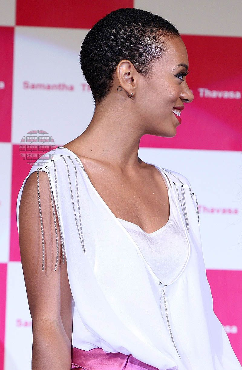 More Solange Knowles With Short Hair Natural Hair Styles Hair Styles Short Natural Hair Styles