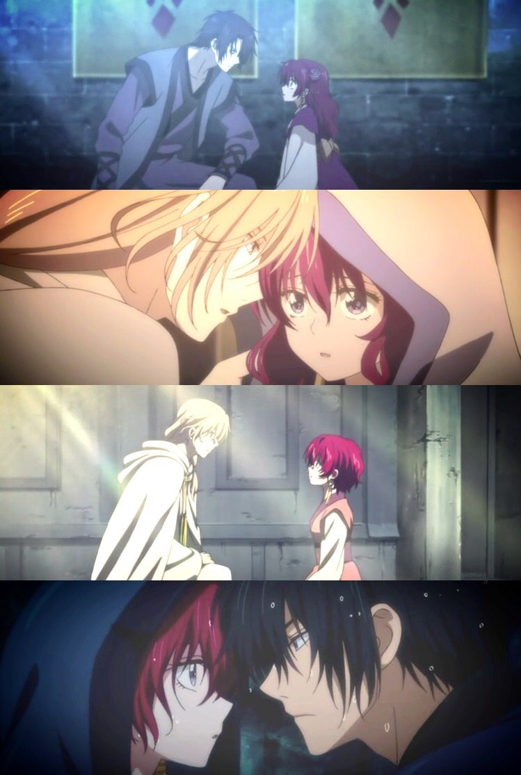 Akatsuki No Yona Anime And Manga Yona Hak And Soo Won Anime Manga Anime Cute Love Stories