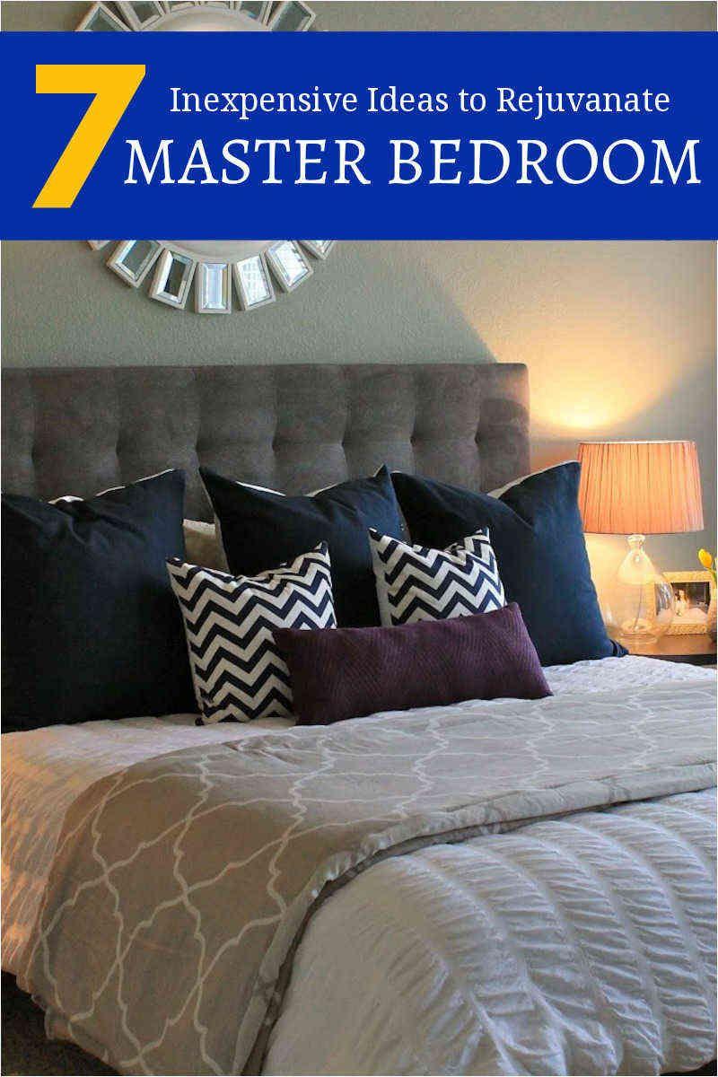 Master bedroom bed  Designing the Master Suite  Master Bedroom Designs  Pinterest