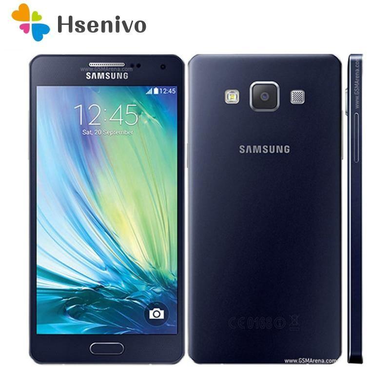 100 Original Unlocked Samsung Galaxy A5 A5000 A500f Lte Cell Phones 5 0 2020 Cep Telefonlari Rom Ve Samsung