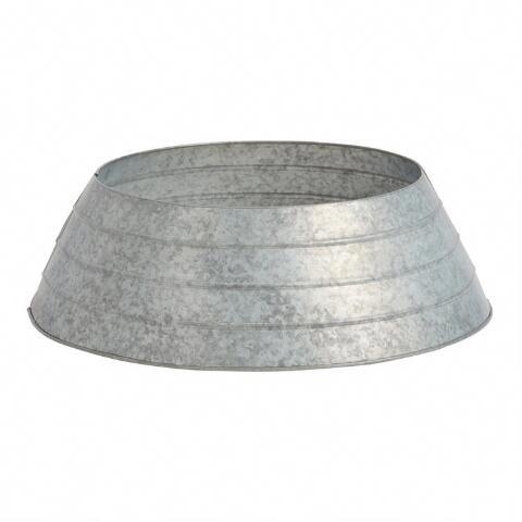 Galvanized Metal Tree Collar World Market Metal tree
