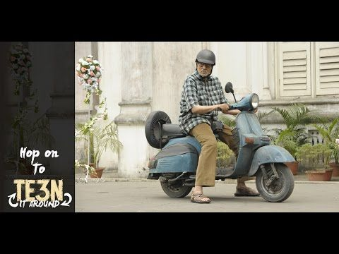 TE3N IT AROUND with Amitabh Bachchan