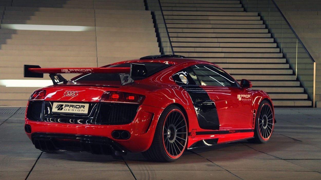 Tuning : Audi R8