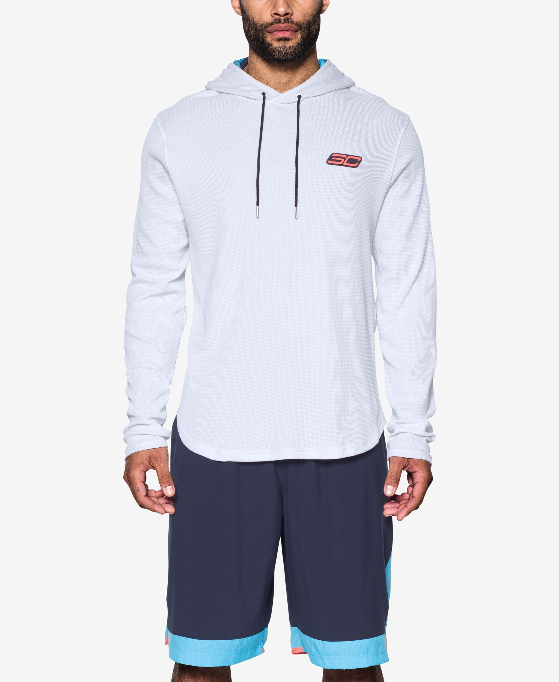 size 40 f5de5 657b1 Under Armour Men's Stephen Curry Thermal Hoodie | Products ...