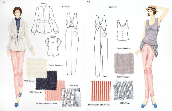 Pin On Fashion On Paper