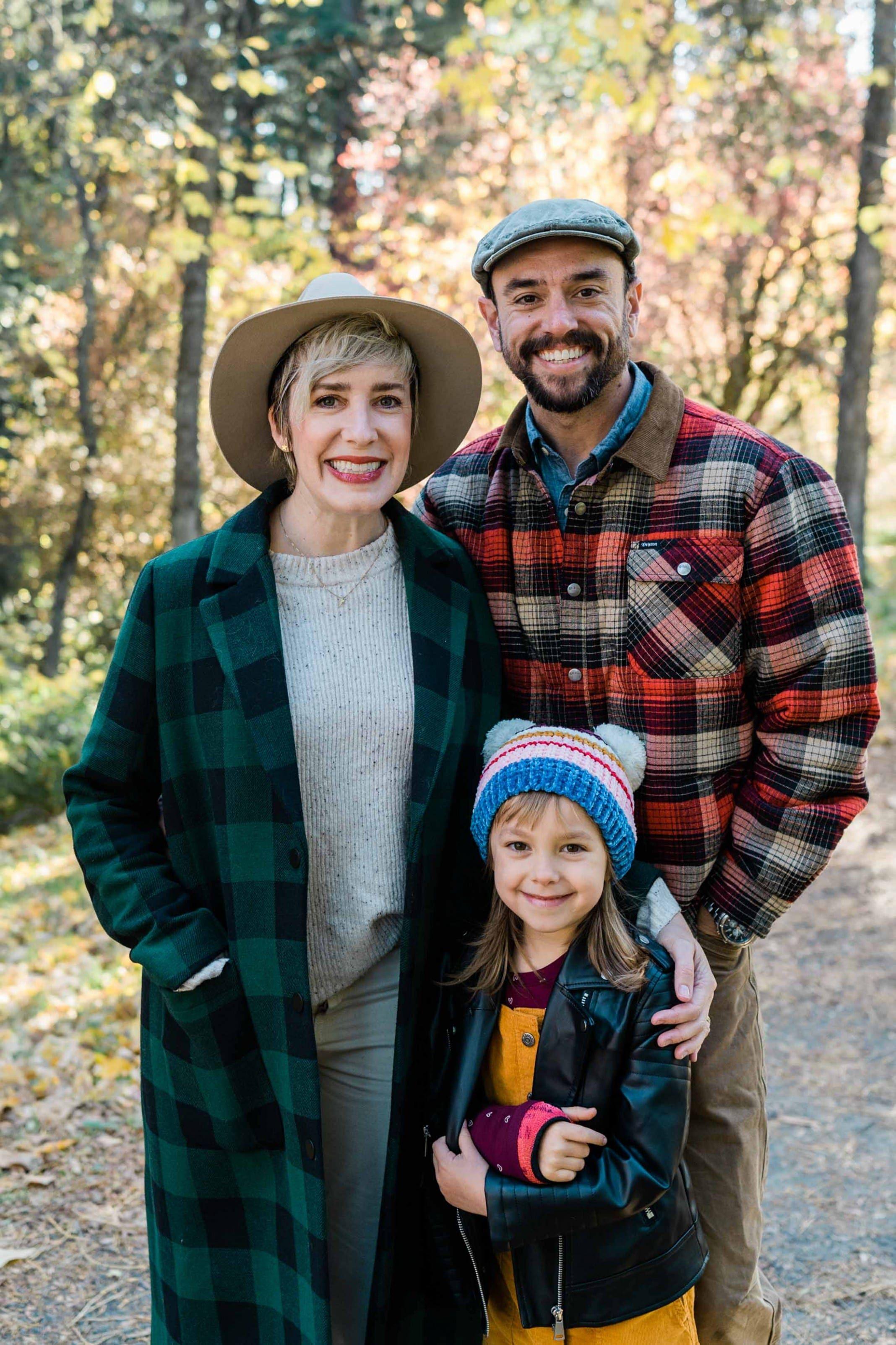 Holiday Photoshoot Inspo #familyphotooutfits