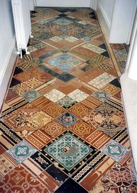 Edwardian Floor Tiles Uk Wikizie