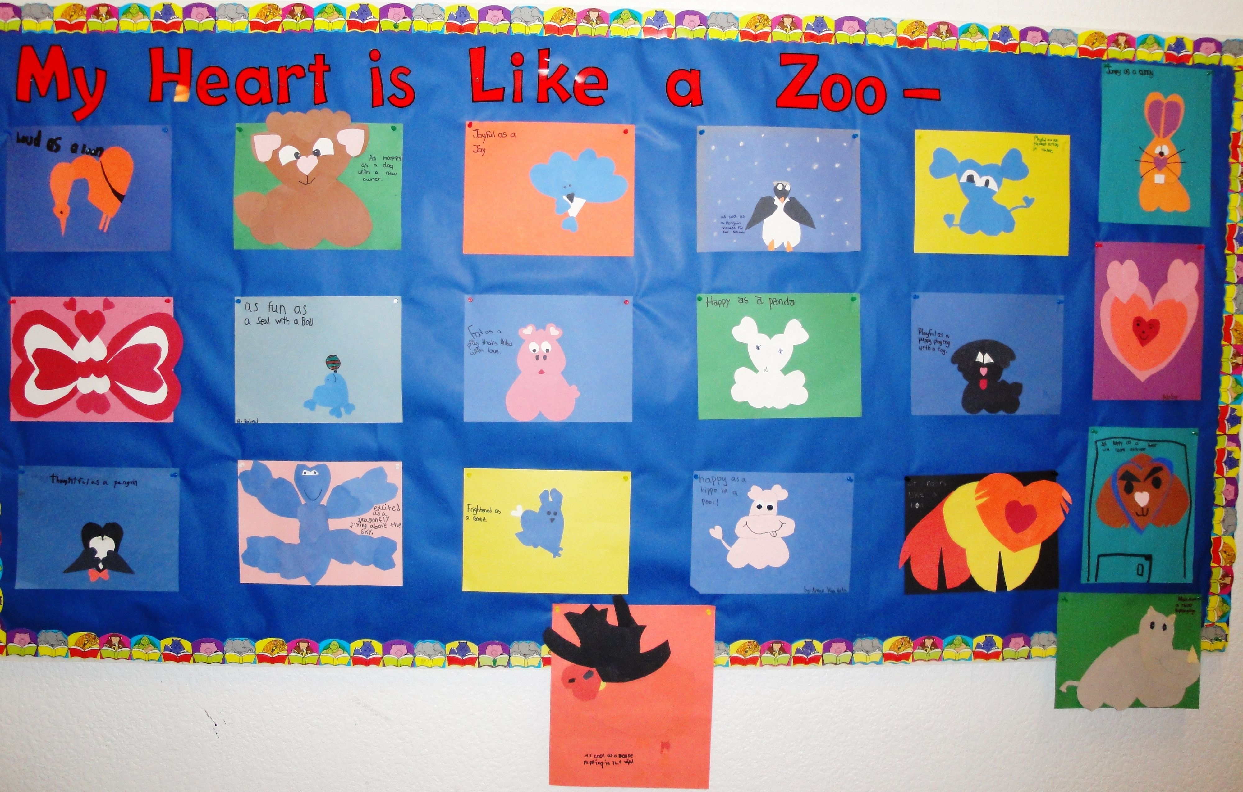 7 best my heart is like a zoo images on pinterest zoo crafts