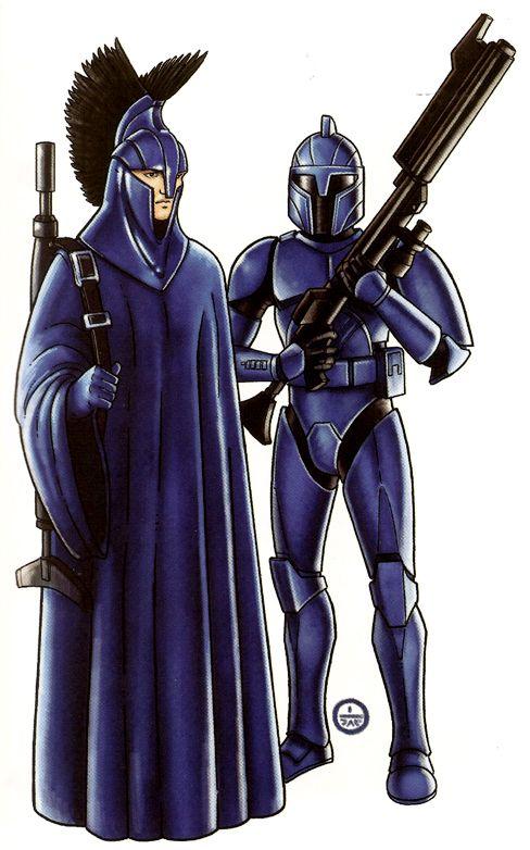 Senate Guard Robes And Armor Star Wars Pinterest Star Wars