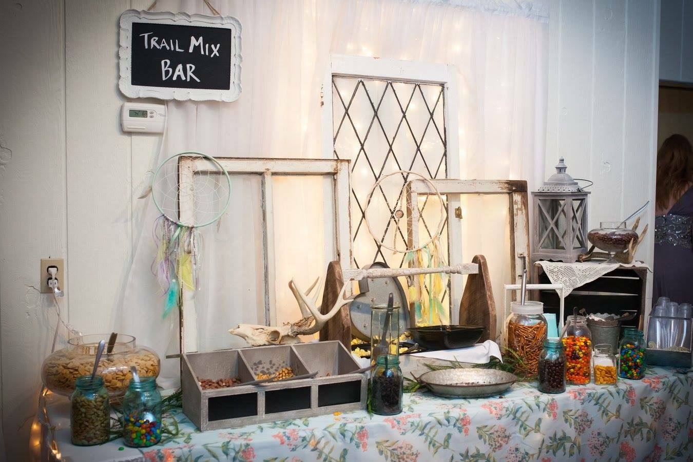 Trail Mix Bar, Wedding Favor | Mi Wildflower Weddings by Kendra ...