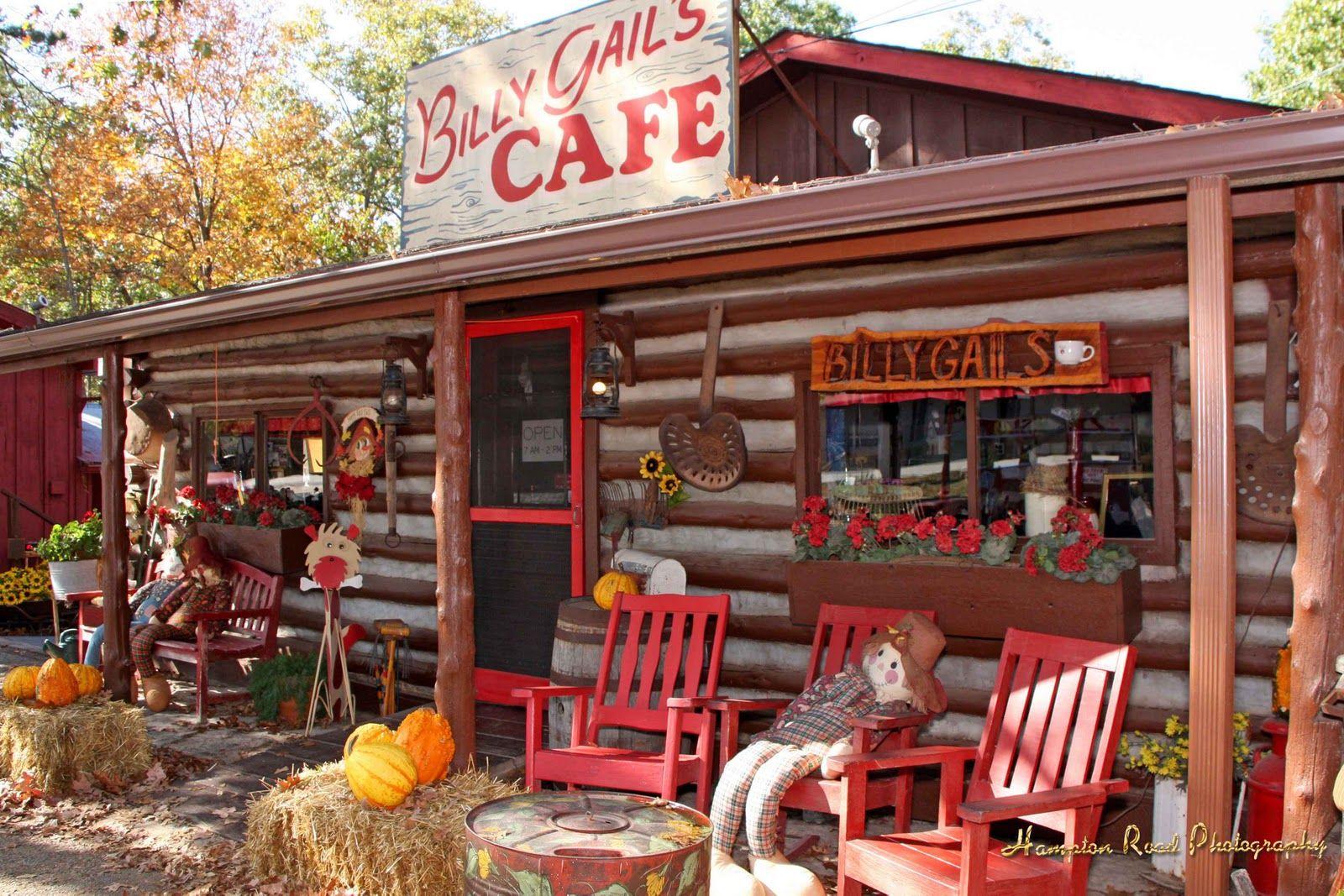 Billy gails cafe the best breakfast in 417 branson