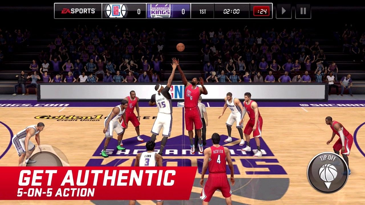 NBA Live Mobile apk Online Free Download Nba live mobile