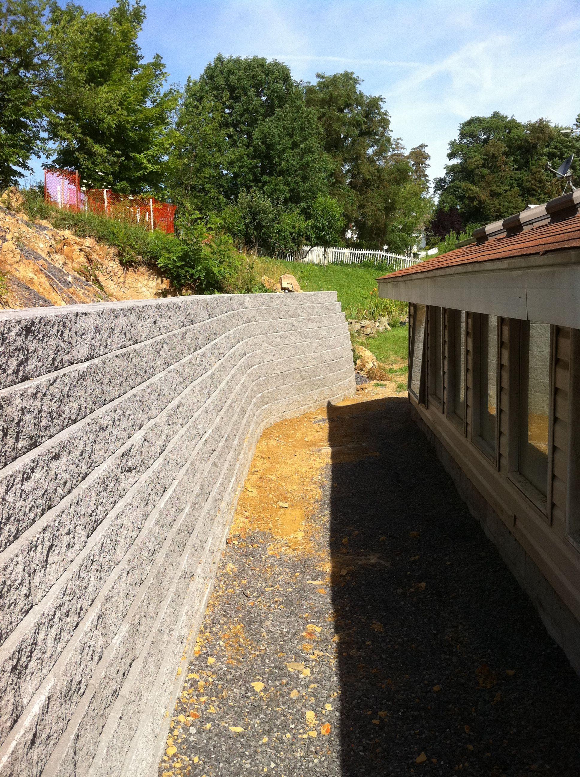 versa lok wall