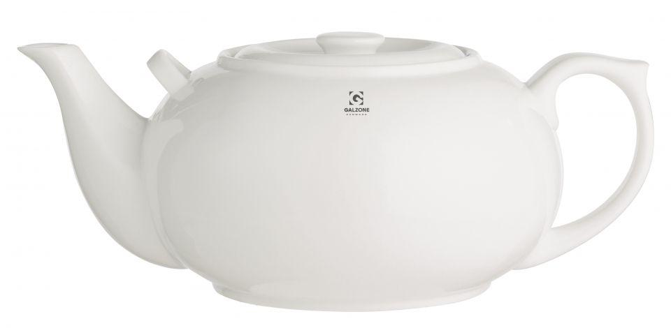 Galzone Gourmet Чайник 1,75л, белый, 28,5*12 см