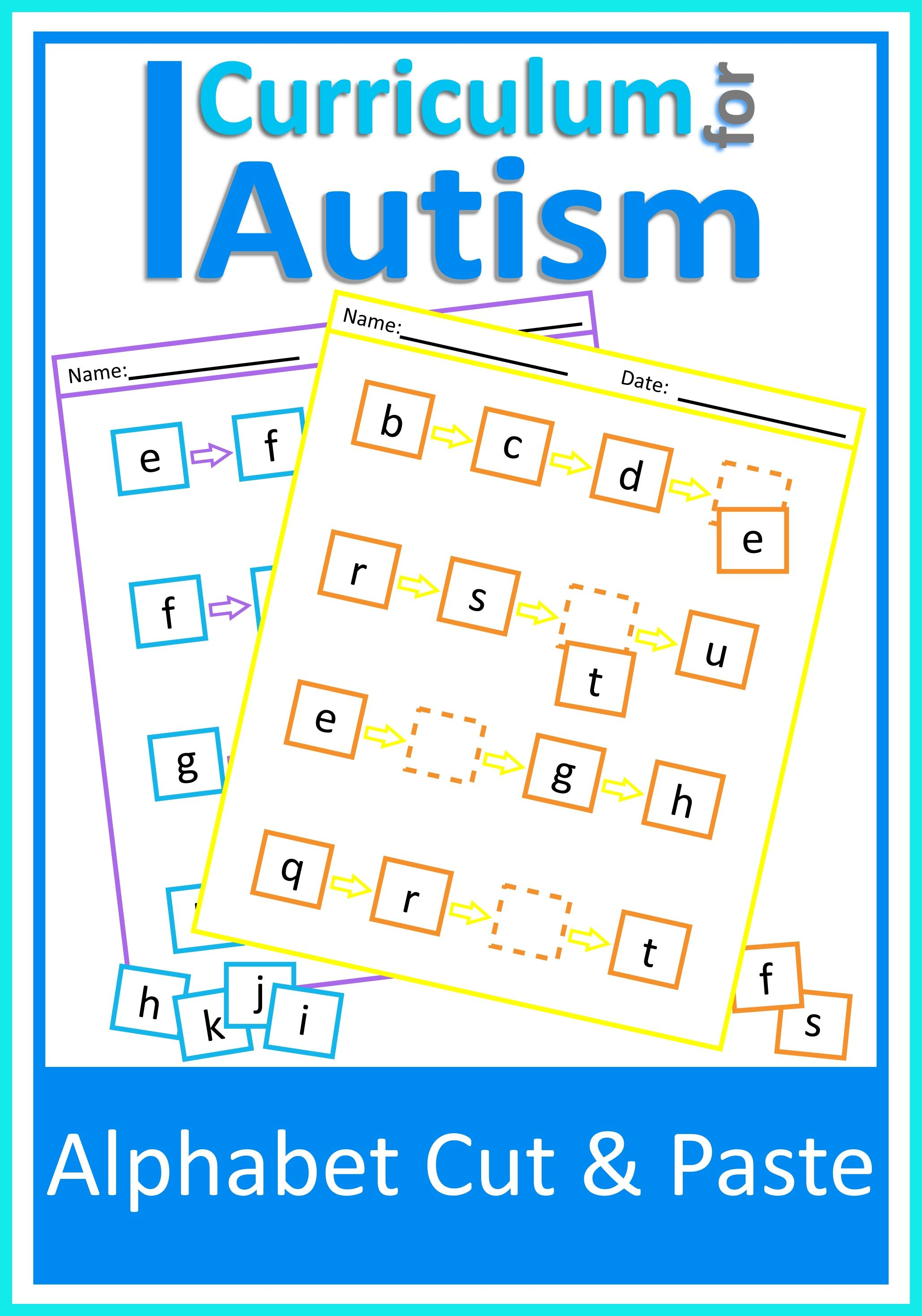 Pin On Autism Early Childhood