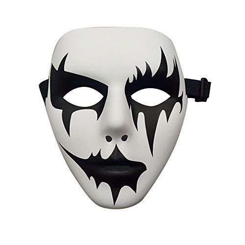 Steampunk maschera-barred Eye-Gothic Costume Occhiali Carnevale Halloween