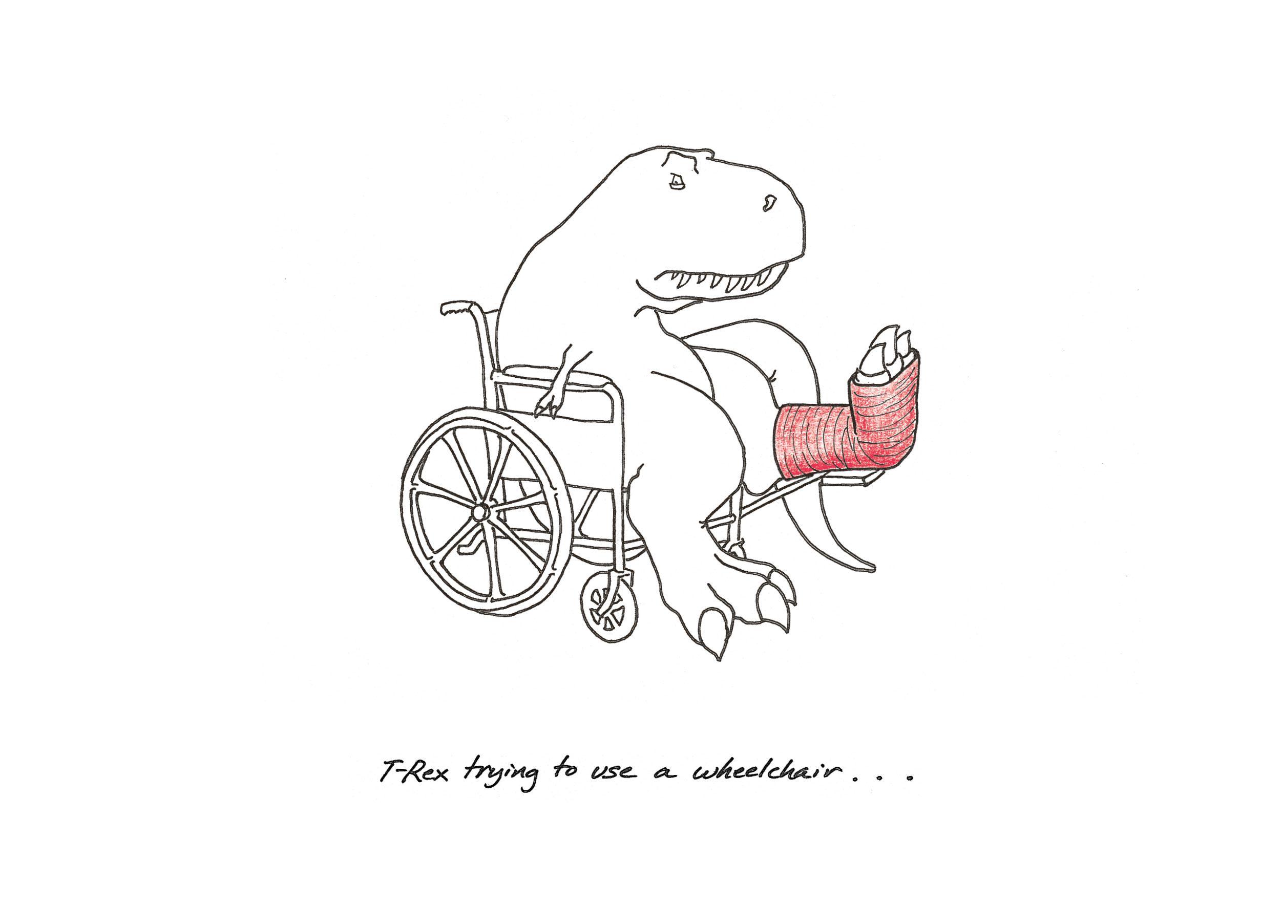 T Rex Problems