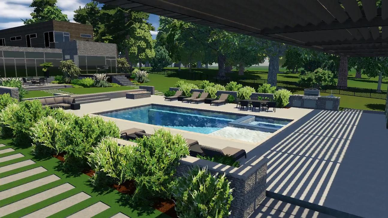 30 Admirable Small Swimming Pool Designs Ideas Sweetyhomee Modern Pool House Pools Backyard Inground Rectangular Pool