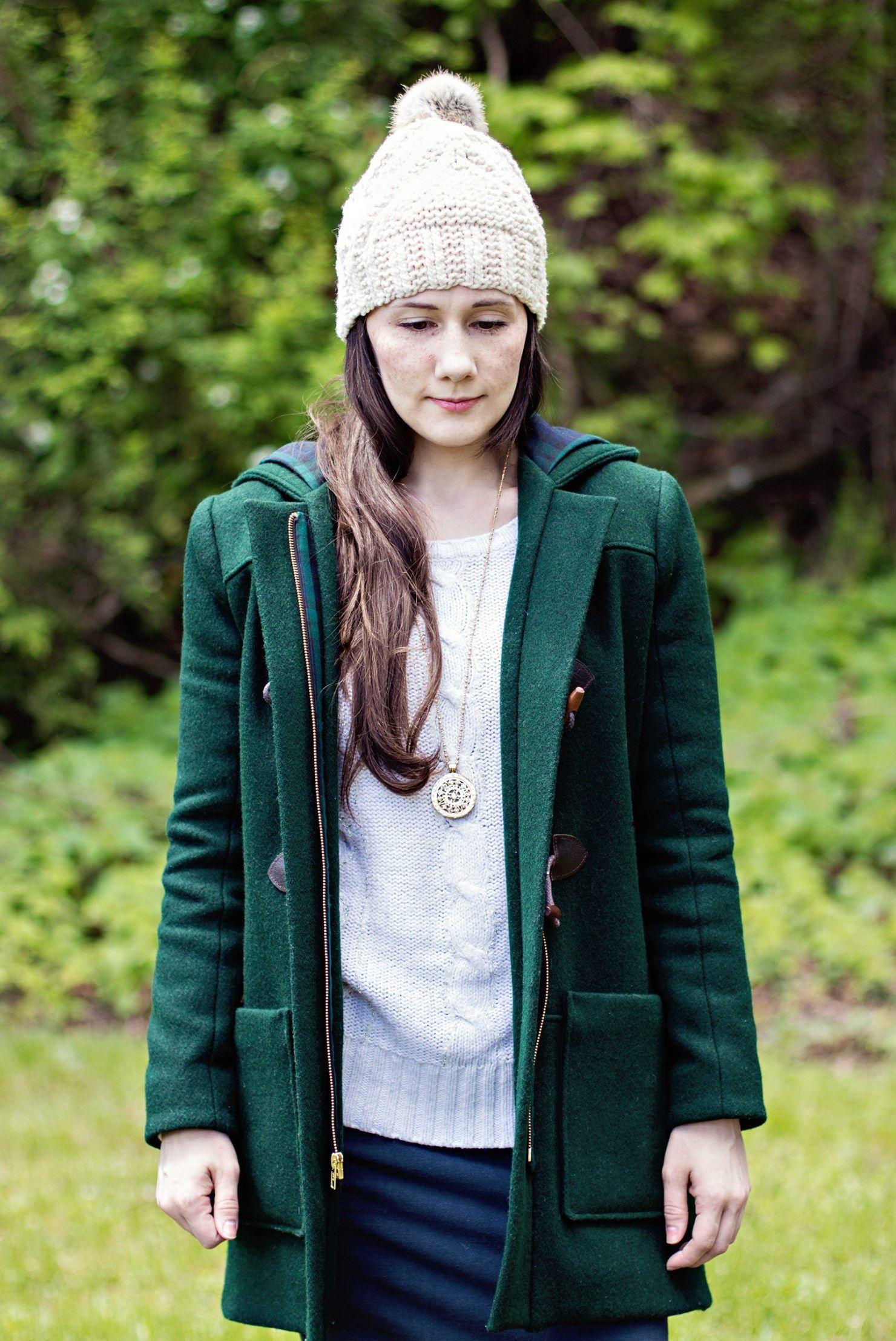 Tabi Made - Grainline Cascade Duffle Coat | raincoat | Pinterest ...