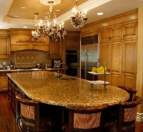 Kitchen Island With Table Seating: This Is It! Turning Our Kitchen With An Island And Eat In