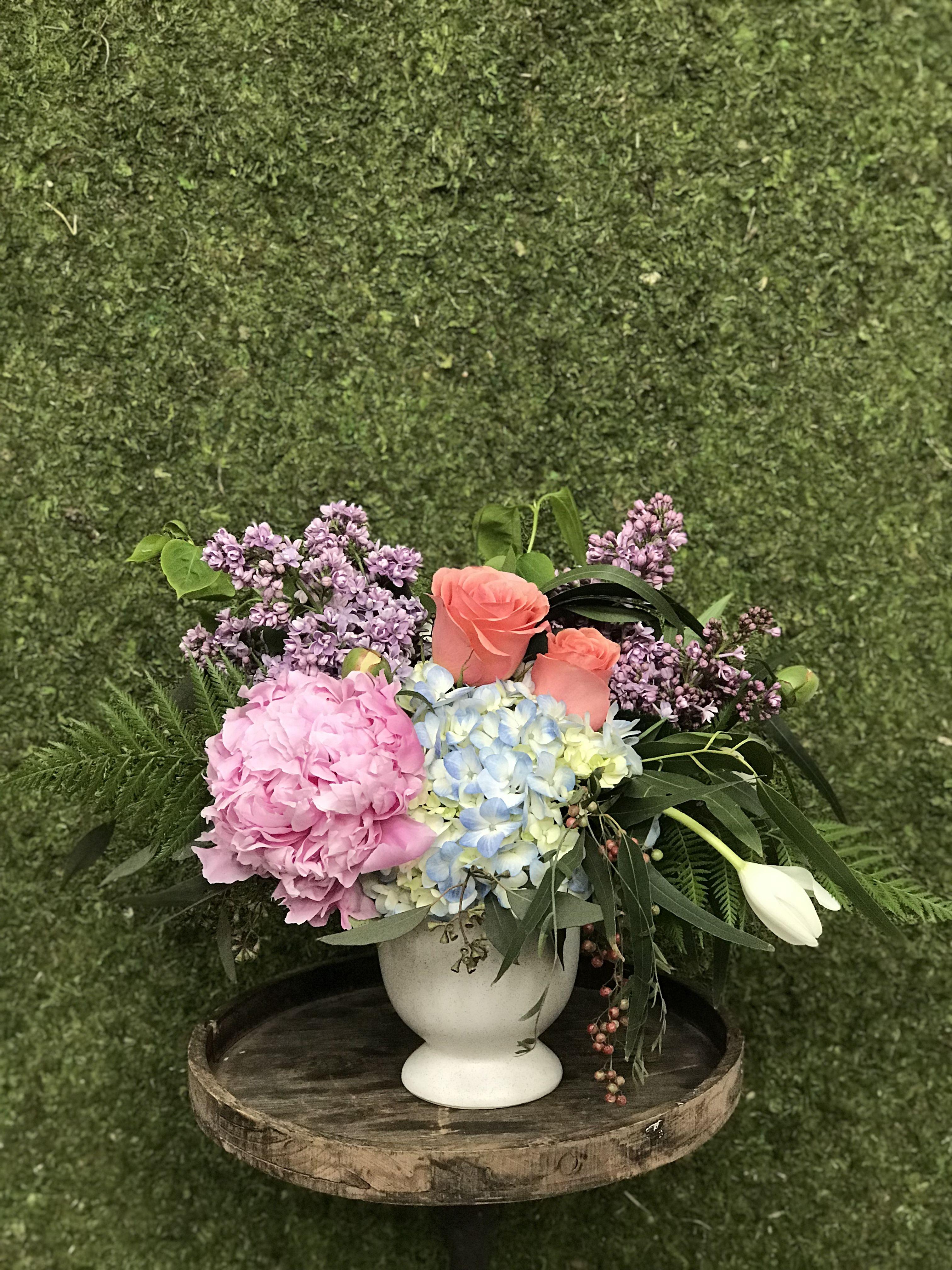 Happiness In A Vase - #Florist #Rochesterflorist #Floristrochesterny #Summerflowers #Nyflorist