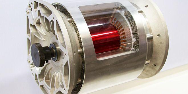 Tesla Model S Motor Windell Oskay copy | Battery Electric