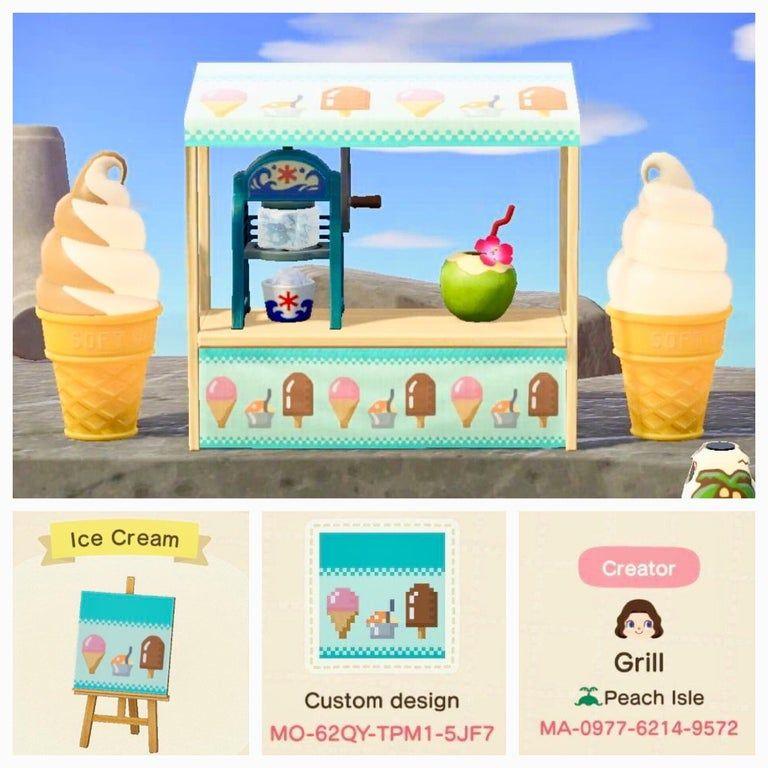 11+ Animal crossing ice cream ideas in 2021