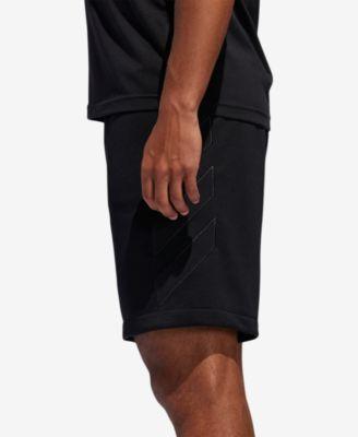 a84d742a39c adidas Men  James Harden Basketball Shorts - Black 2XL