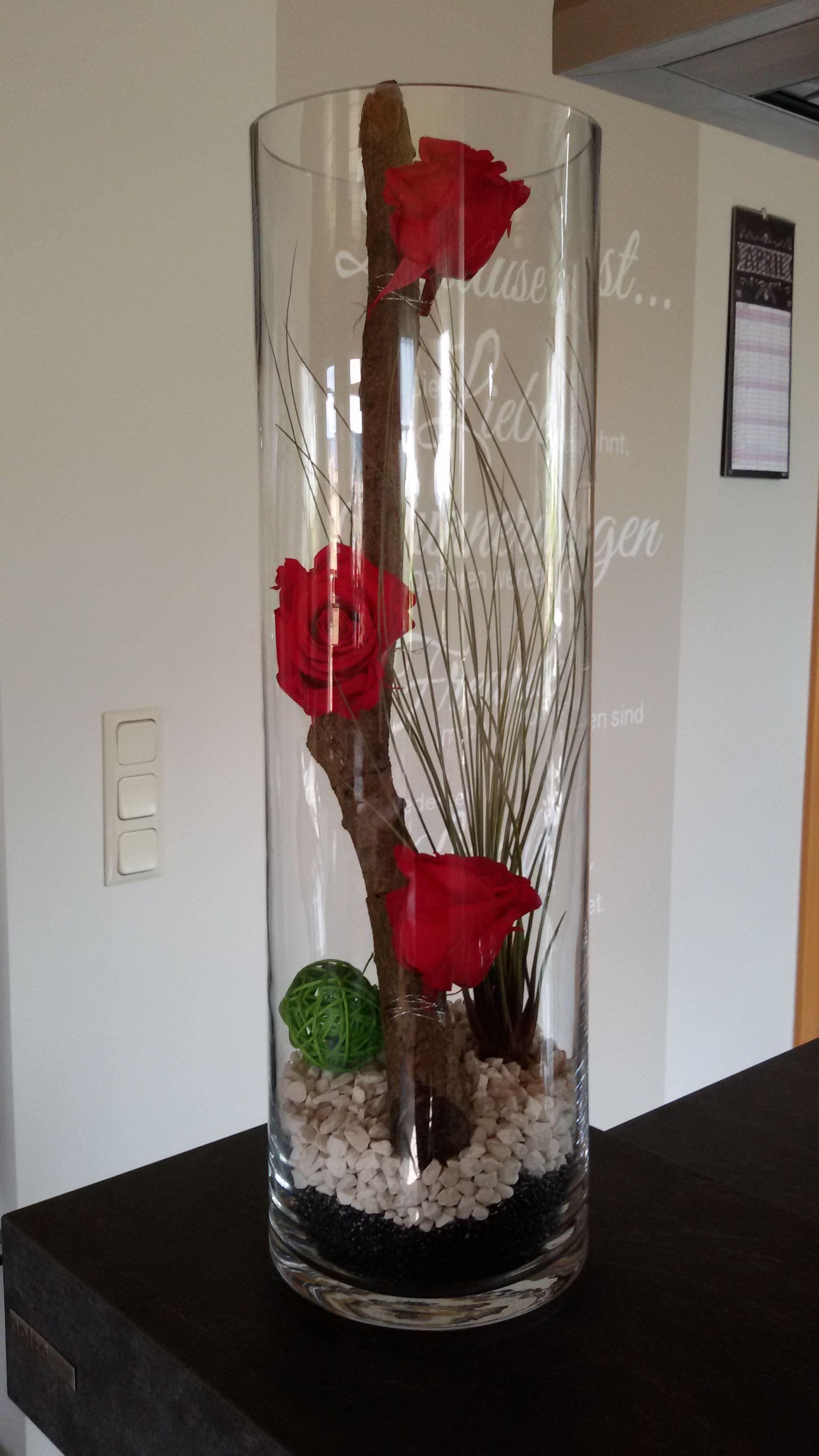 Echte Rosen Ohne Wasser Haltbar Mindestens 3 Jahre Blumen Im Glas