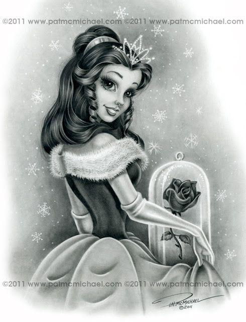 La Bella y la Bestia de Disney - Blog: Navidad