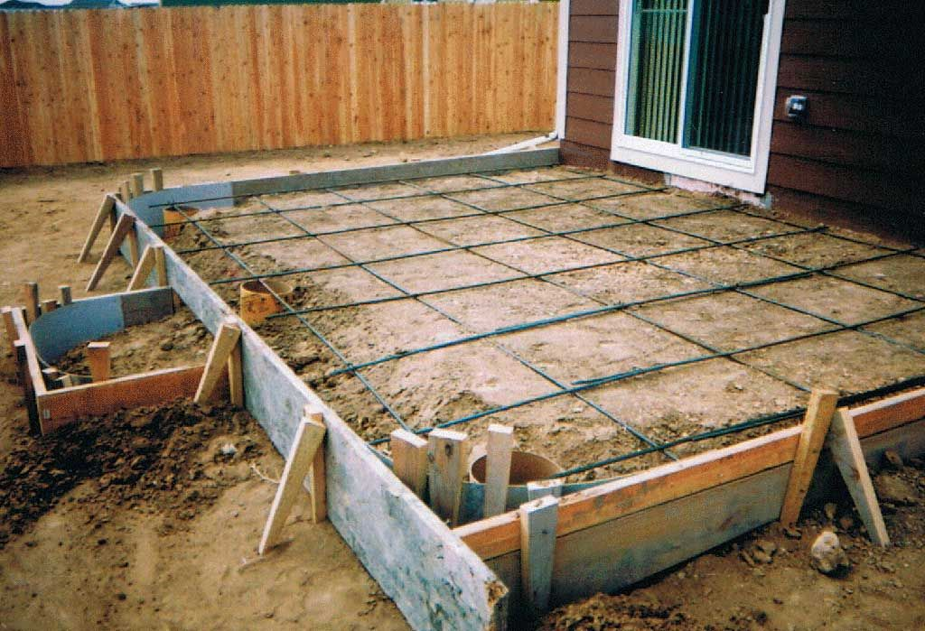 Deck Landscaping Ideas With Crushed Rock For Small Backyard With