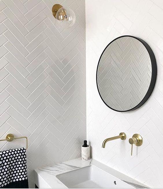Espiga estrecha en 2019 decoraci n de ba os bathroom for Suelos laminados en forma de espiga