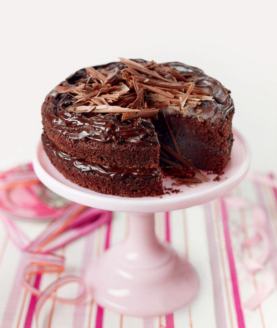 Mary Berry S Very Best Chocolate And Orange Cake Recipe