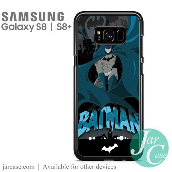 Batman 2 Phone Case for Samsung Galaxy S8 & S8 Plus