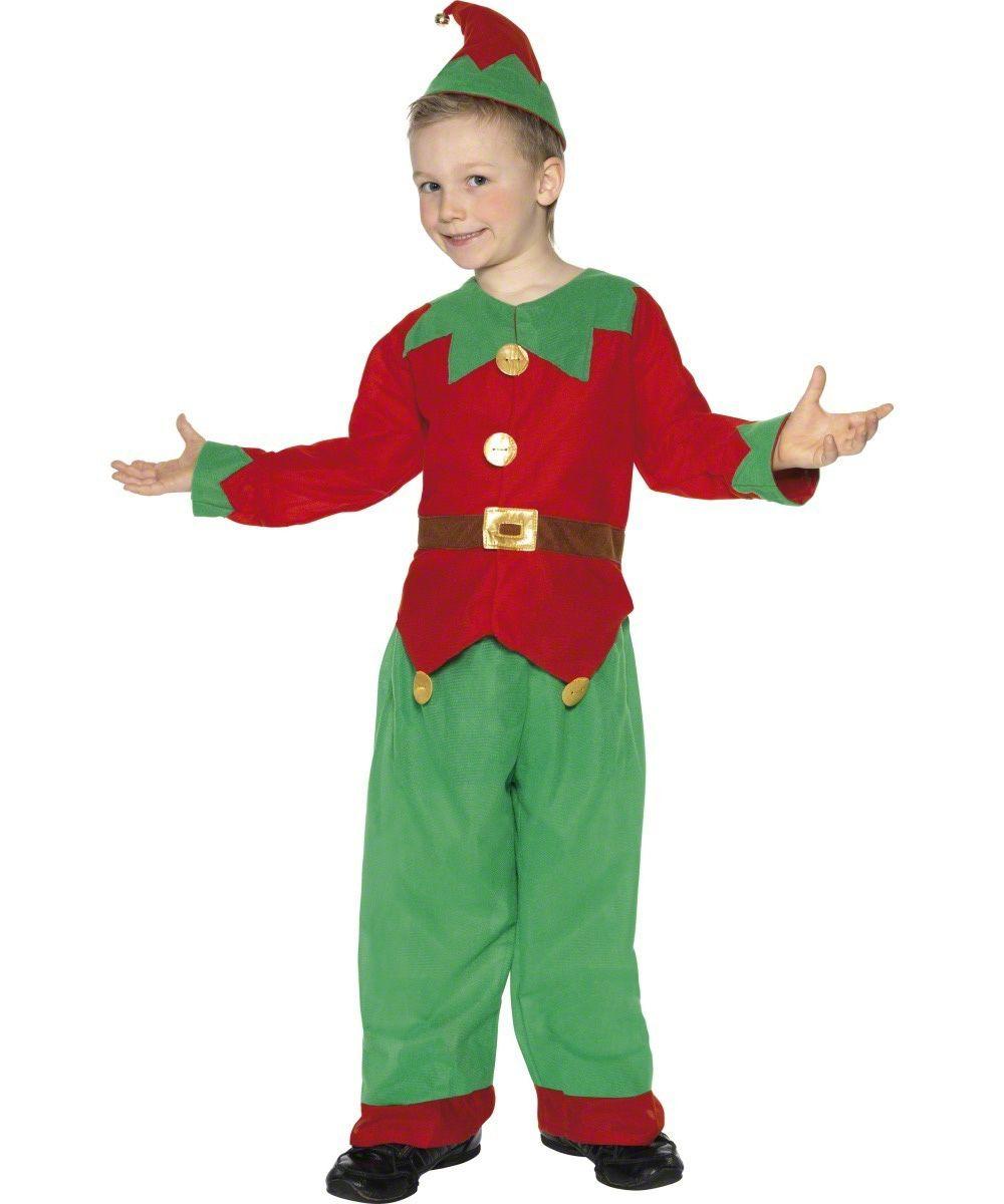 Dguisement elfe garon Nol Disfraces infantiles Duendes y