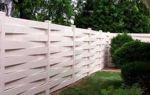 Vinyl Fence Gallery Mit Fence Backyard Fences Vinyl Privacy