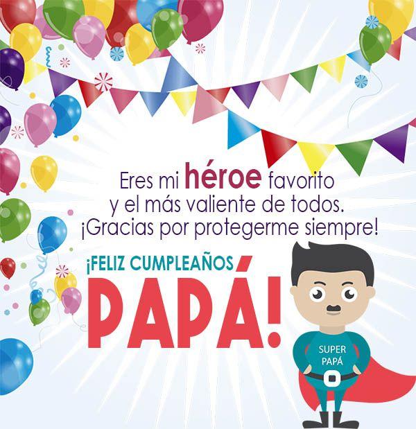 Imagenes para dedicar a tus padres de Postales de Feliz cumpleaños ...
