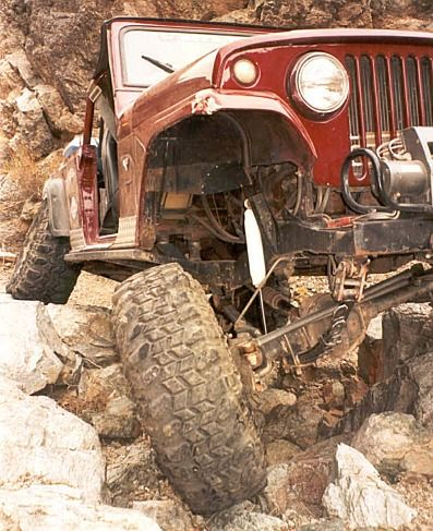 Alcan Spring Makes Top Quality Offroad 4x4 Custom Leaf Springs