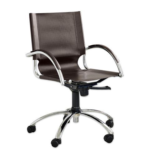Swivel Desk Chair West Elm Home Office Chairs Modern Desk